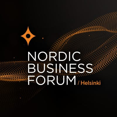 Nordic Business Forum Helsinki