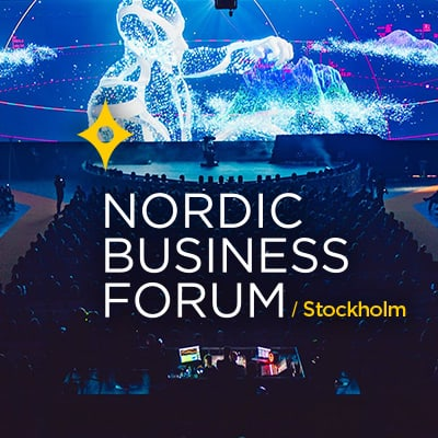 Nordic Business Forum Stockholm