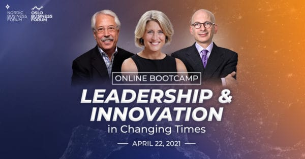 Leadership and Innovation in Changing Times