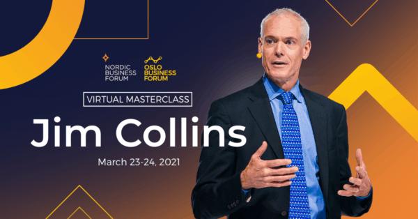 Jim Collins Masterclass